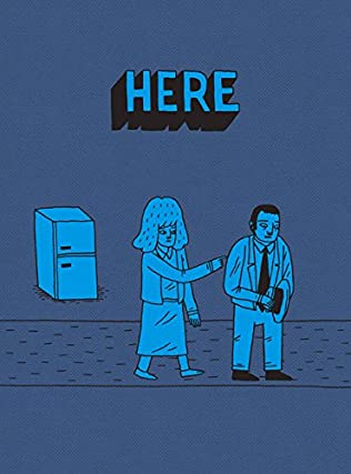 book cover of Here