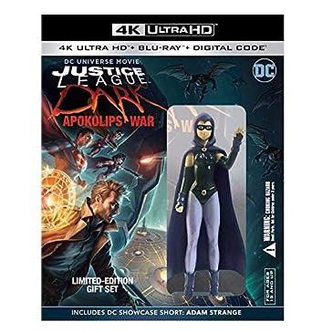 Amazon Com Justice League Dark Apokolips War Gift Set With 3 Figurine Limited D 8000 4k Ultra Hd Blu Ray Blu Ray Digital 2020 Movies Tv