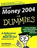 Microsoft Money 2004 For Dummies