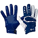 Cutters S652 Gamer 3.0 Padded Receiver Glove, NAVY, Adult: XXX-Large