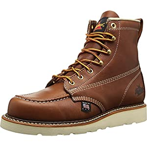 Thorogood Men's American Heritage Non-Safety Toe Boot
