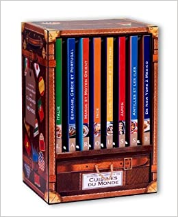 Amazon Fr La Petite Bibliotheque Des Cuisines Du Monde