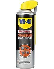 WD-40 Specialist - Sgrassante Spray ad Efficacia Immediata con Sistema Doppia Posizione - 500 ml
