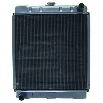 Radiator New Holland LS170 L565 LS150 LS140 LX565 LX465 LX485 L465 LX665 John Deere 6675 4475