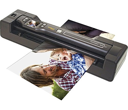 VuPoint Magic Wand Portable Scanner PDSDK-ST470-VP-CR (Certified Refurbished) by VUPOINT
