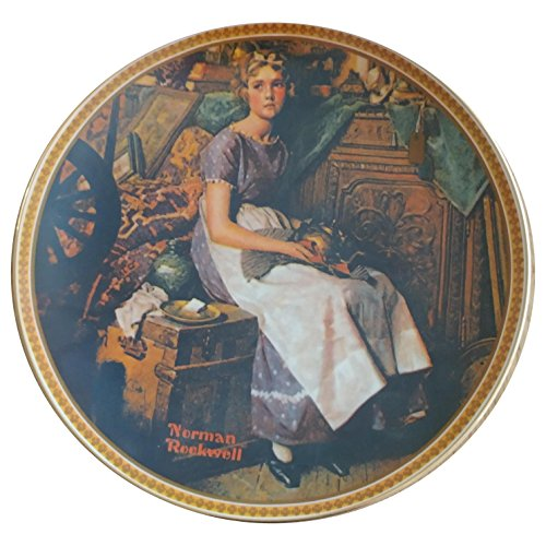 Collectible Plate #6368a Norman Rockwell