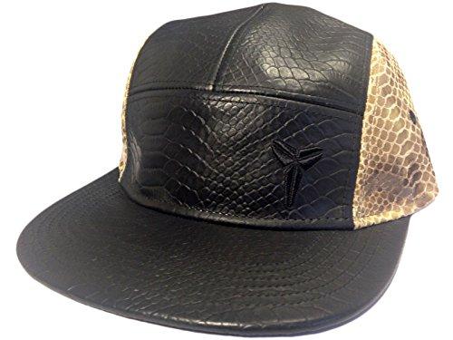 - Nike Unisex KOBE Snake skin Adjustable Hat Cap-black-Adjustable