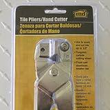 M-D Building Products 49062 Tile Pliers/Hand Cutter