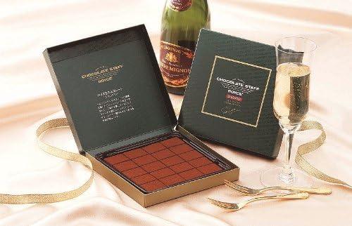 ROYCE'(ロイズ)「生チョコレート シャンパン ピエール ミニョン」