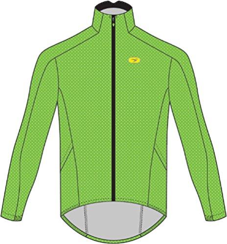 SUGOi Zap Bike Jacket - Men's Berzerker Green, XL