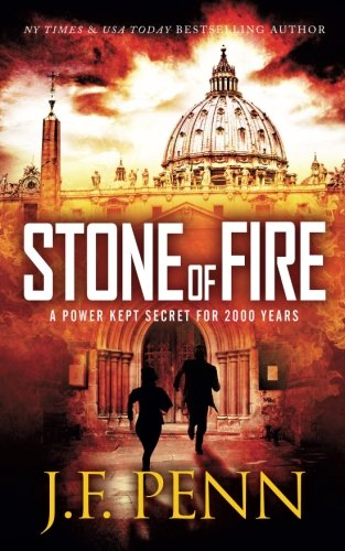 Stone Of Fire: An ARKANE Thriller Book 1 (Volume 1)