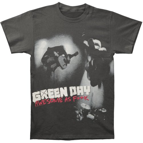 Green Day Awesome As FK Adult T-shirt