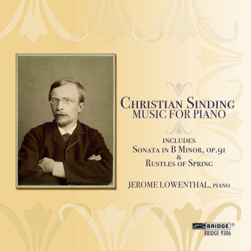 Christian Sinding: Music for Piano by Bridge