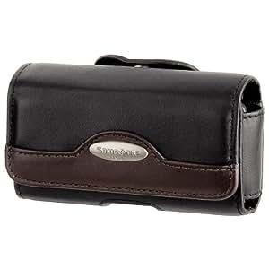 "Samsonite Mobile Phone Holster "" Guide"" size 1, black/dark brown - fundas para teléfonos móviles (black/dark brown, 47 mm, 94 mm, 47 x 25 x 94 mm)"