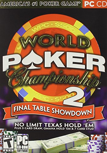 World Poker Championship 2: Final Table Showdown - PC (Poker Pc Games For)