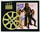 #2: Star Wars Cast Limited Edition Reproduction Autographed Movie Reel Display