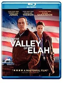 NEW Jones/sarandon/theron - In The Valley Of Elah (Blu-ray)