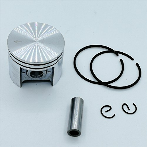 Pin Engines Piston - shiosheng Compatible Piston Pin Rings Circlips Kit 37mm for STIHL 017 MS170 MS170C 11300302000 Chainsaw Engine Parts