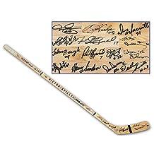 Bobby Orr Signed Stick - 1970 16 Player - Autographed NHL Sticks