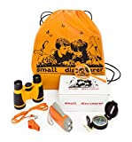 4 7 whistle - 6-in-1 Outdoor Exploration Set, Perfect Educational Gift for Both Boys and Girls Aged 3-12 Years