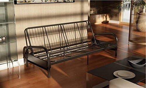 sturdy futon frame     futon frames   amazon    rh   amazon