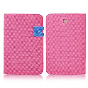 Angibabe Stand Leather cover Case with Card Slot for SAMSUNG galaxy Note 8.0 N5100 /5110 , Rose