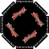 Budweiser 9 Foot Beer Patio Umbrella Market Style New