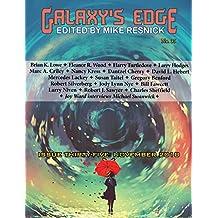 Galaxy's Edge Magazine: Issue 35, November 2018