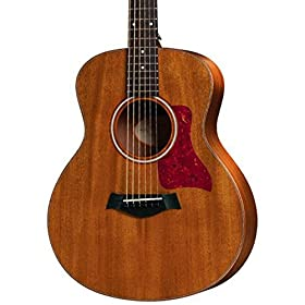 Taylor GS Mini Mahogany GS Mini Acoustic Guitar , Sapele, Mahogany Top 11