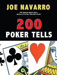 200 Poker Tells (English Edition)