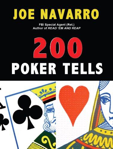 - 200 Poker Tells