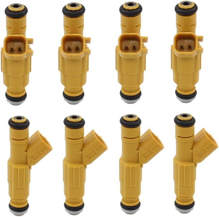 for Ford Lincoln Mercury 4.6L Part# 0280155917 8 Injectors Fuel Injector Set