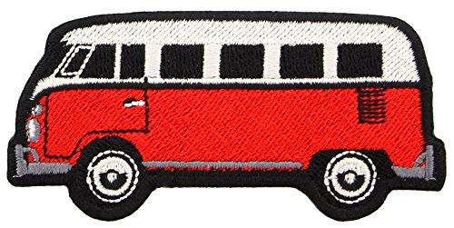Grindstore Targhetta vivigade toppa Camper Van 8,8 x 4,2 cm