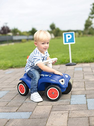 'Big New Bobby Car Ride-On Toy Factory 800056160in Royal Blue