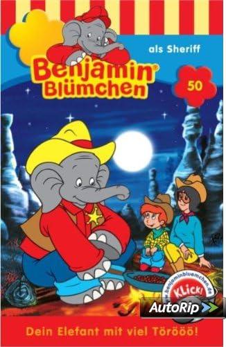 Benjamin Blümchen als Sheriff