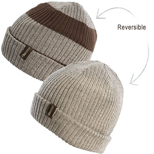 Outdoor Research Knotty Beanie, Walnut/Earth, 1size (Earth Beanie)