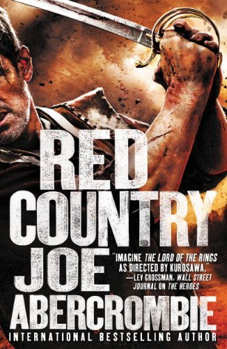 Red Country (Set in the World of The First Law Book 3) by [Abercrombie, Joe]
