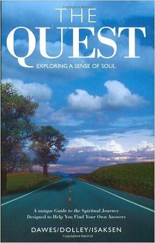 The Quest: Exploring a Sense of Soul by Joycelin Dawes (2005-02-10)