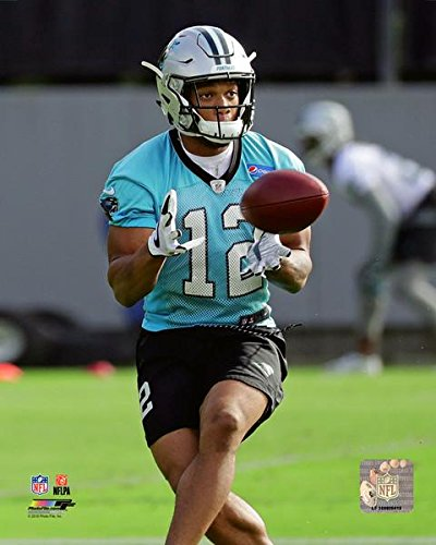 D.J. Moore Carolina Panthers Photo (Size: 8