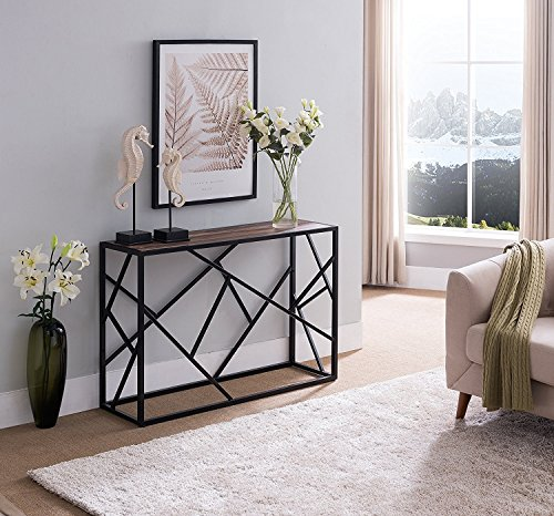 Indoor Multi-function Accent table Study Computer Desk Bedroom Living Room Modern Style End Table Sofa Side Table Coffee Table Console Sofa Table