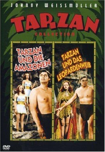 Tarzan und die Amazonen / Tarzan und das Leopardenweib ...