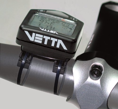 Vetta V100hr Wl Heart Rate Wireless Cycling Computer