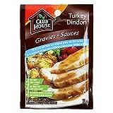 Club House, Dry Sauce/Seasoning/Marinade Mix, Turkey Gravy, Less Salt, 25g