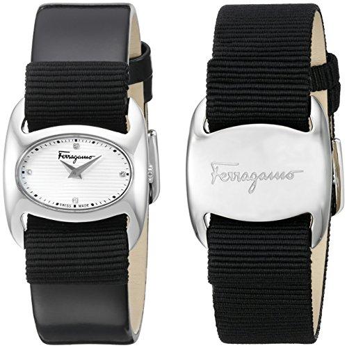 Salvatore-Ferragamo-Womens-FIE110015-Varina-Black-Watch