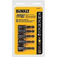 DEWALT 5-Piece Impact Ready Magnetic Nutsetter Set ( standart)