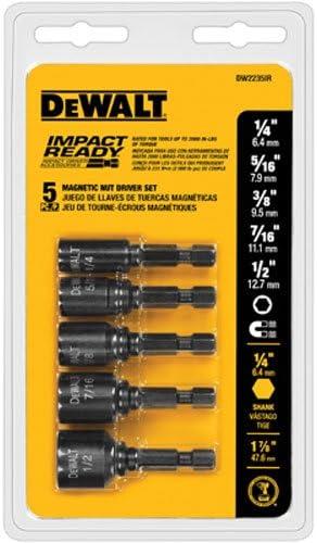 "Milwaukee Shockwave High-Performance 3//8/""x 1-1//2/"" Magnetic Impact Nutdriver"