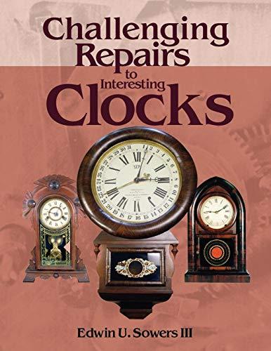 Challenging Repairs to Interesting Clocks (Antique Banjo Clock)