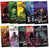Darren Shan Demonata Collection Set Pack, 10 Books Set, (Bec, Blood Beast, Dark Calling, Death's Shadow, Demon Apocalypse, De