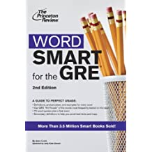 Word Smart for the GRE: A Guide to Perfect Usage