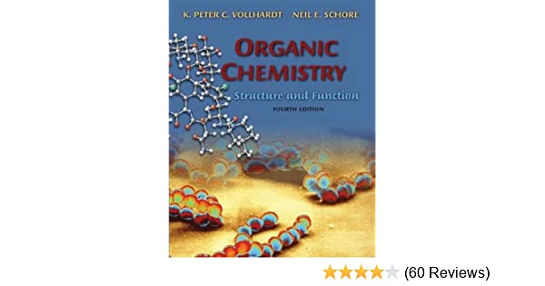 Organic chemistry fourth edition structure and function k peter organic chemistry fourth edition structure and function k peter c vollhardt neil e schore 9780716743743 amazon books fandeluxe Gallery
